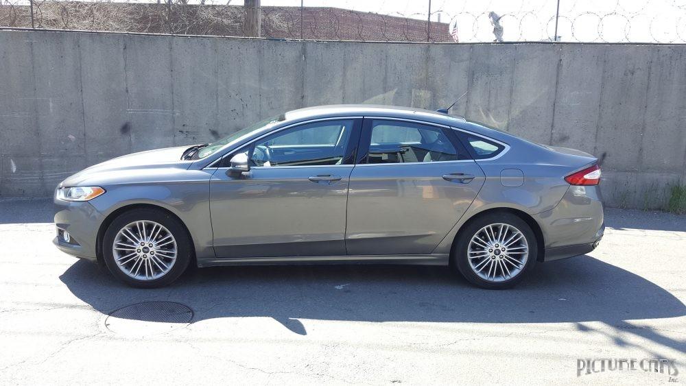 Picture Car Services Ltd Ford Fusion Grey 2014 Sedan Nd Fusion Pcs