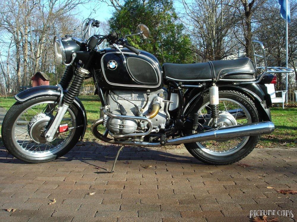 picture car services ltd bmw r60 5 black 1971 motorcylce. Black Bedroom Furniture Sets. Home Design Ideas