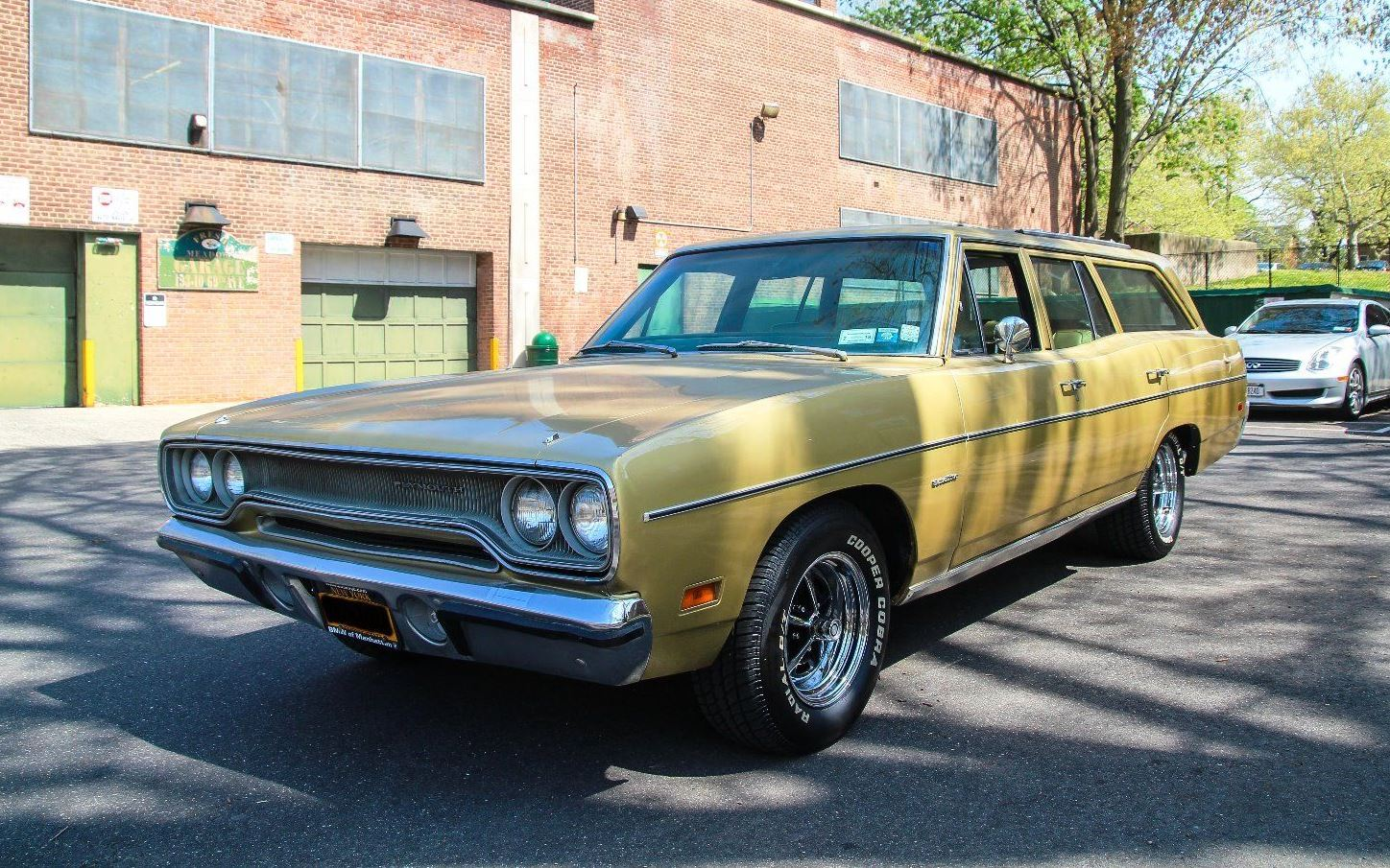 Picture Cars Advanced Search 1973 Plymouth Satellite Station Wagon 1970